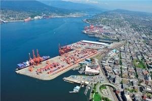 PFM Executive SearchEwan Moir president CEO Nanaimo Port Authority