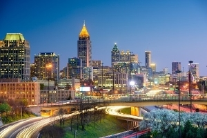 Search Solution Group Atlanta Mini Brown