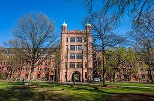 Witt/Kieffer Victoria M. Chun AD Yale University