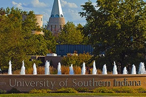 Storbeck/Pimentel Places President atUniversity Southern Inddiana